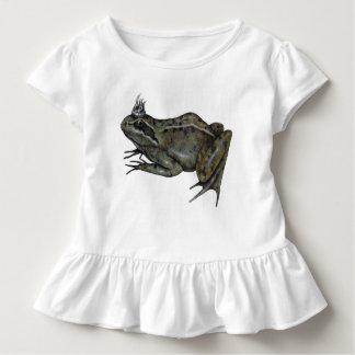 Camiseta Infantil O príncipe do sapo