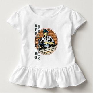 Camiseta Infantil O reparador da ruptura