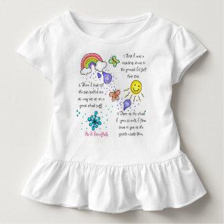 Camiseta Infantil O T da Aurora