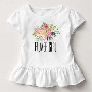 Camiseta Infantil O T da criança do florista caçoa o t-shirt do