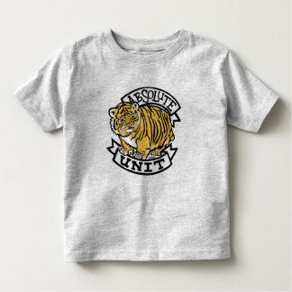 Camiseta Infantil O T dos miúdos da unidade absoluta