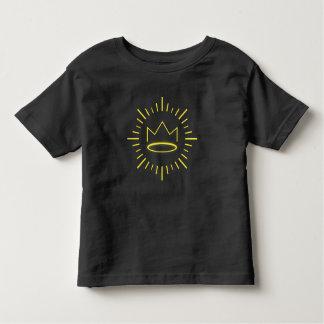 Camiseta Infantil O t-shirt íntegro das crianças do rei