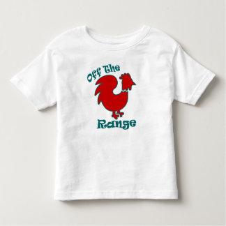 Camiseta Infantil O Tshirt do miúdo com o animal de fazenda da