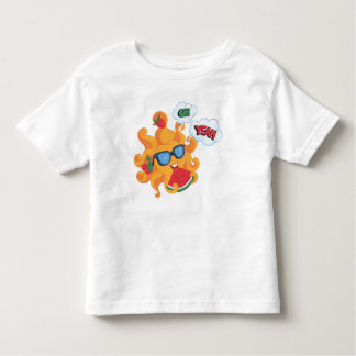 Camiseta Infantil Oh! Yeah! é horas de verão