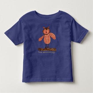 Camiseta Infantil Olhe quem é dois