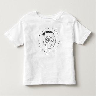 Camiseta Infantil Olhos do botão