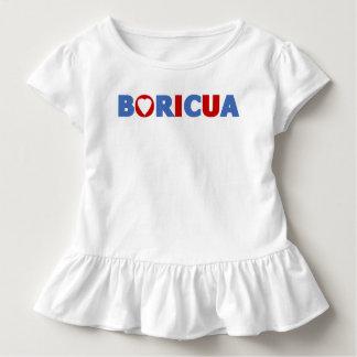 Camiseta Infantil Orgulho do porto-riquenho de Boricua