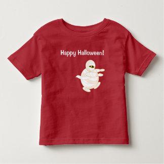 Camiseta Infantil Os desenhos animados bonitos do divertimento de um