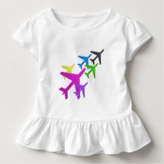 Camiseta Infantil OS MIÚDOS AMAM O DIVERTIMENTO dos PRESENTES dos