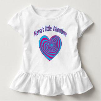 Camiseta Infantil Os namorados pequenos de Nana