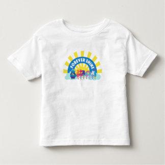 Camiseta Infantil Os troll | brilham para sempre