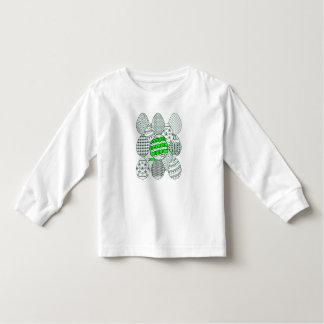 Camiseta Infantil Ovos da páscoa