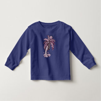 Camiseta Infantil Palmeira