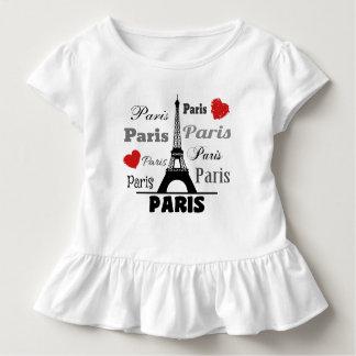 Camiseta Infantil Paris