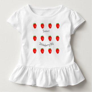 "Camiseta Infantil ""Parte superior bonito e saboroso/camisa do miúdo"