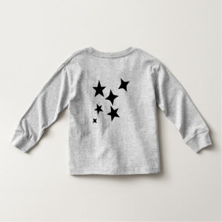 Camiseta Infantil Parte superior feericamente mágica