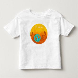 Camiseta Infantil Paz no Rio de Janeiro Exclusiva