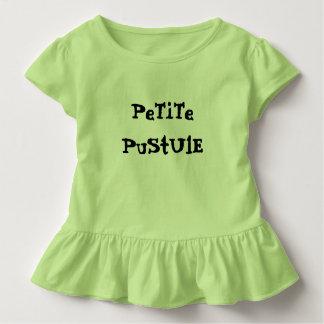 Camiseta Infantil Pequeno Pustule
