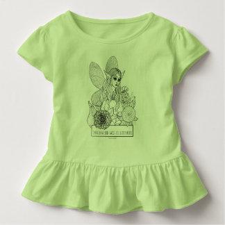 Camiseta Infantil PÉROLA de GINNY PARA a fada da imaginação do BEBÊ