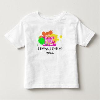 Camiseta Infantil Pinte o leão no estilo para miúdos