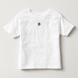 Camiseta Infantil poder