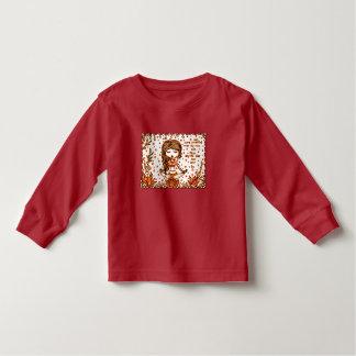Camiseta Infantil Poderoso