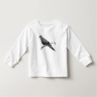 Camiseta Infantil Pomba
