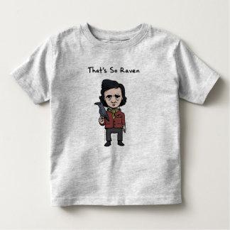 Camiseta Infantil Ponto de entrada novo de Edgar Allen das legendas