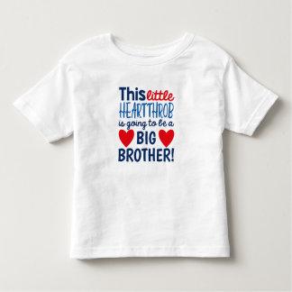 Camiseta Infantil Pouco t-shirt do anúncio da gravidez da galã