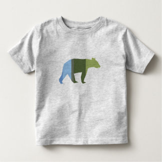 Camiseta Infantil Pouco urso