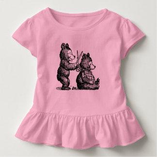 Camiseta Infantil Presunçoso especial do cabeleireiro de Beary