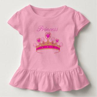 Camiseta Infantil Princesa bonito Criança