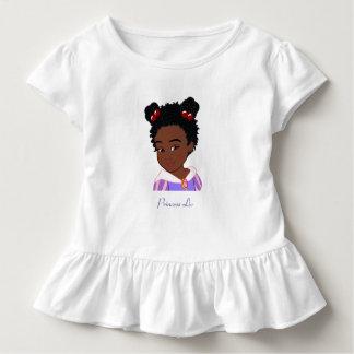 Camiseta Infantil Princesa Liv com um alargamento