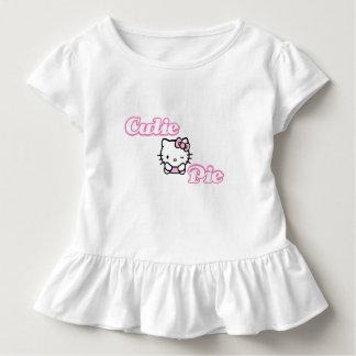 Camiseta Infantil Projetado simplesmente para que os miúdos olhem