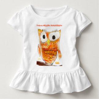 Camiseta Infantil Projeto feito sob encomenda da arte da juventude