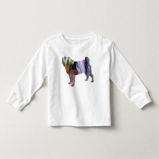 Camiseta Infantil Pug