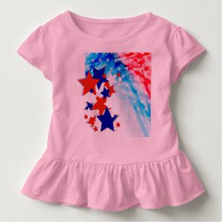 Camiseta Infantil Quarto do Dia da Independência de julho