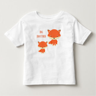 Camiseta Infantil Raposas do big brother