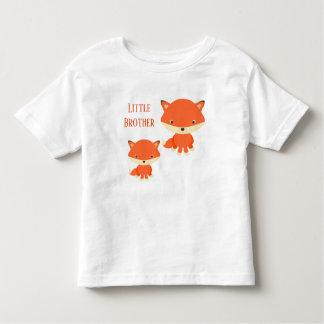 Camiseta Infantil Raposas do irmão mais novo