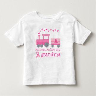 Camiseta Infantil Recordando minha avó