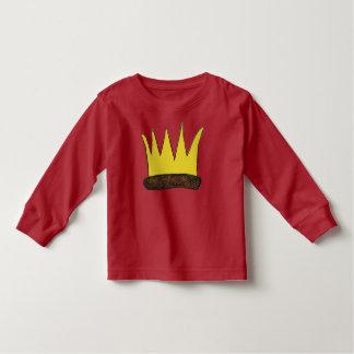 Camiseta Infantil Rei das coisas selvagens!