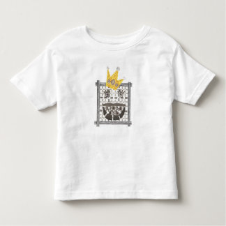 Camiseta Infantil Rei Sudoku Criança T-shirt