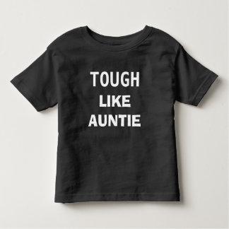 Camiseta Infantil Resistente como o Auntie