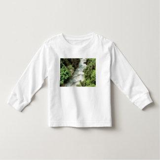 Camiseta Infantil Rio movente rápido