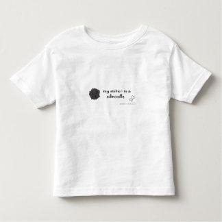 Camiseta Infantil schnoodle