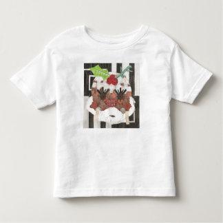 Camiseta Infantil Senhora Pudim Criança T-shirt