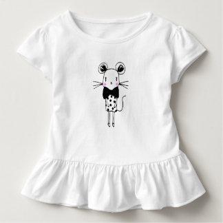 Camiseta Infantil Senhora Rato