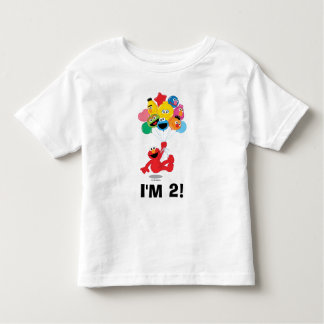 Camiseta Infantil Sesame Street | Elmo & amigos - segundo