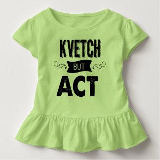 Camiseta Infantil Seu kvetch-em-treinamento precisa este