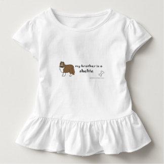 Camiseta Infantil sheltie